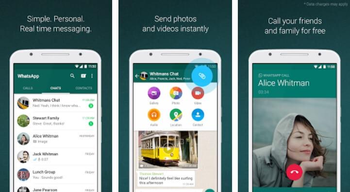 קידום אפליקציות - צילומי מסך
