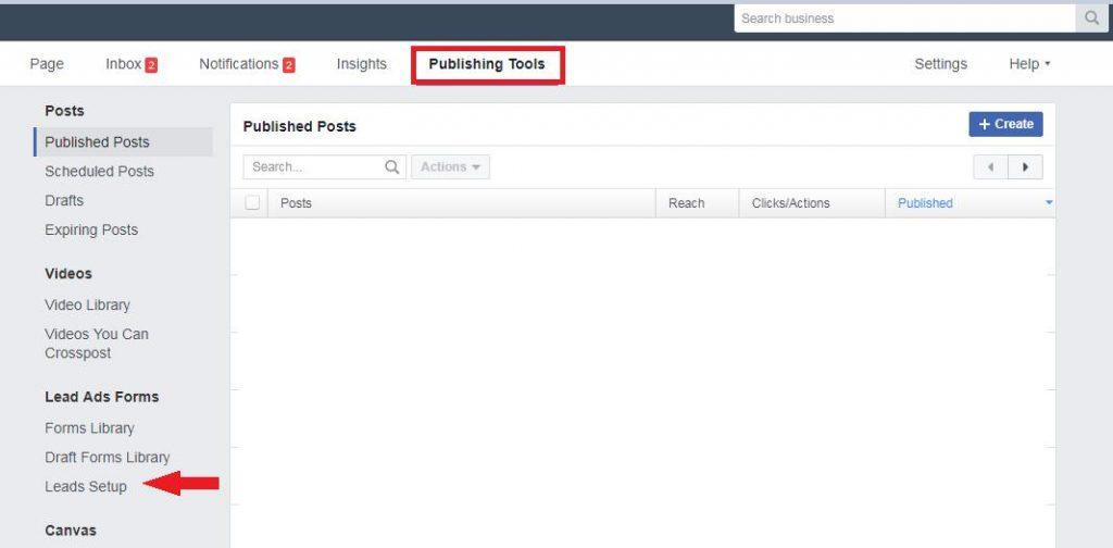 כלים לפרסום בפייסבוק